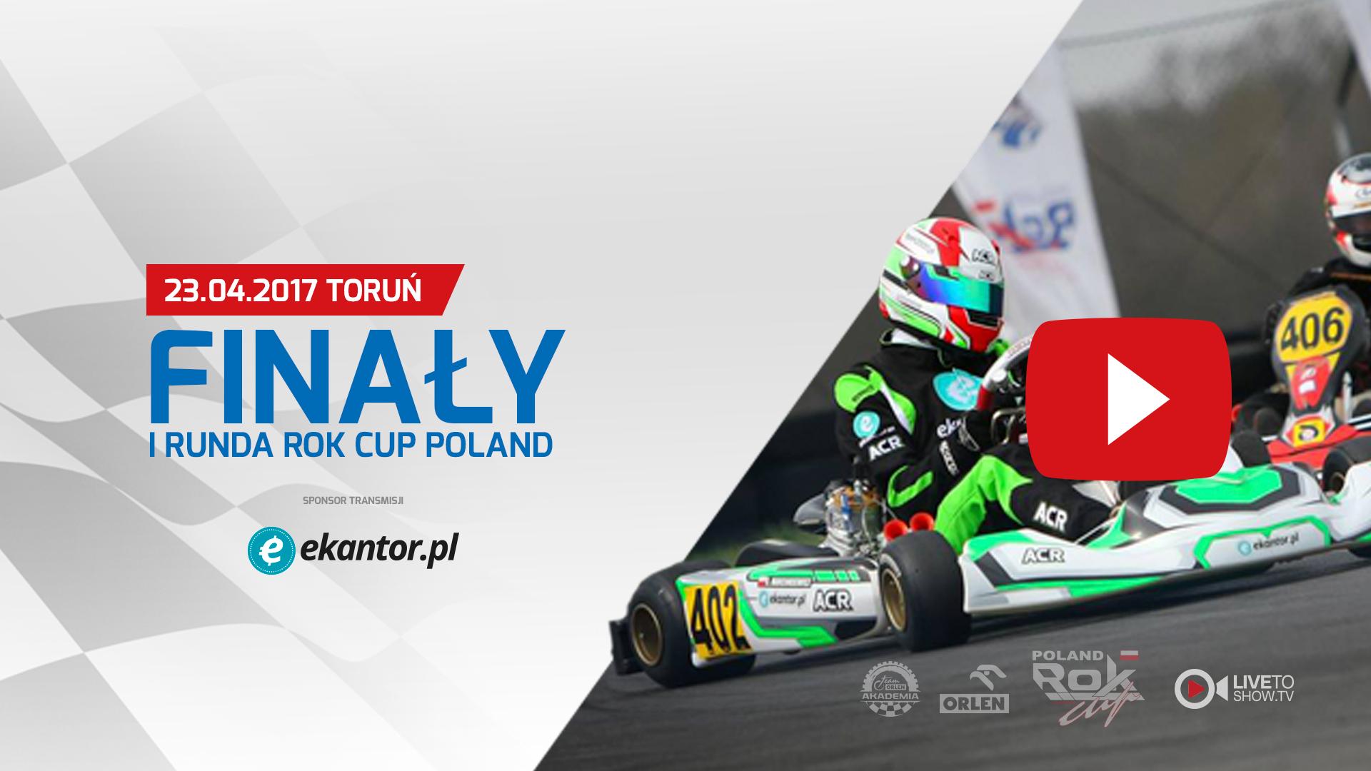 1 seria ROK CUP POLAND 2017